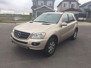 2006 Mercedes-Benz M-Class ML 350 SUV, Crossover