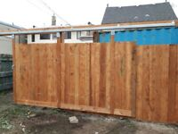Fence, Deck & Sliding Gates Installation