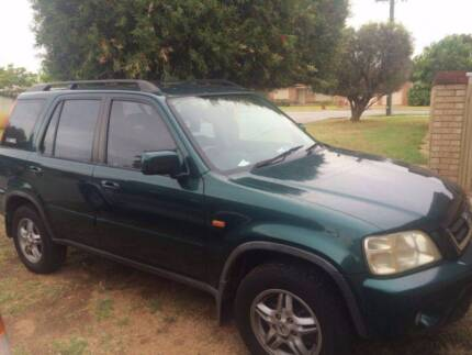 2000 Honda CRV Wagon must sell East Victoria Park Victoria Park Area Preview