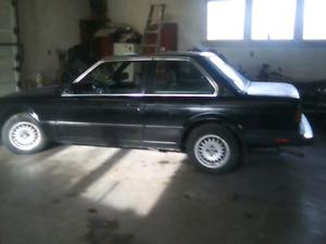 BMW 325E 1987