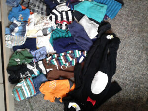 Boys clothes 6 to 12 months
