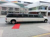 Limousine Service Fredericton & Oromocto