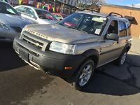 2003 Land Rover Freelander CHEAP WINTER BEATER