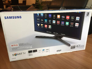 "BNIB SAMSUNG 40"" SMART LED TV 1080p"