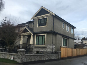 Vancouver west side new house basement for rent