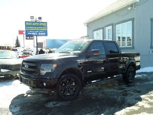 2013 Ford F-150 FX4 CUIRE TOIT OUVRANT GPS