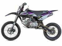 STOMP Z3160 ZR-160 MOTOCROSS PIT BIKE, 160CC, RACING PIT BIKE