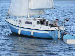 SWAP SAILING BOAT CASH FOR  Toyota van or ute Hornsby Hornsby Area Preview
