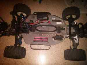 Just in time for christmas. Rtr 2wd slash brushless rc