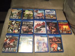 **PS3, PS4, 3DS, WiiU, PSVITA, XBOX1 Games for sale**