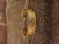 GOLD HAIDA carved jewelry bracelets, rings, pendants jewellery