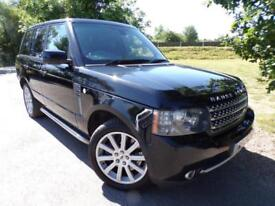 2010 Land Rover Range Rover 5.0 V8 Supercharged Autobiography SUV 5dr Petrol ...