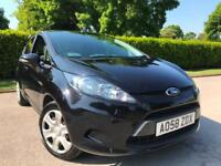 FORD FIESTA 1.25 STYLE+ 2009