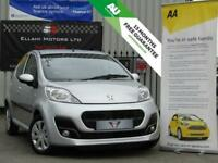 Peugeot 107 Active 1.0 5 Door Manual Petrol 2012