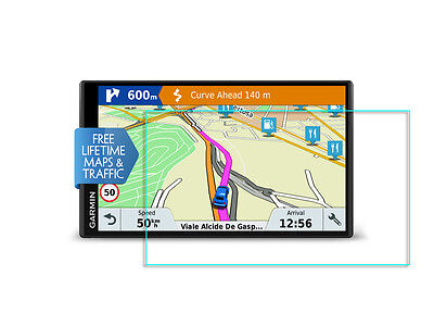 Crystal Clear Screen Protector for Garmin DriveSmart 61