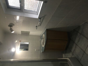 3 bedroom walkout basement suit with swimming pool /view