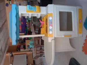 Cuisinière / cuisinette pour enfant