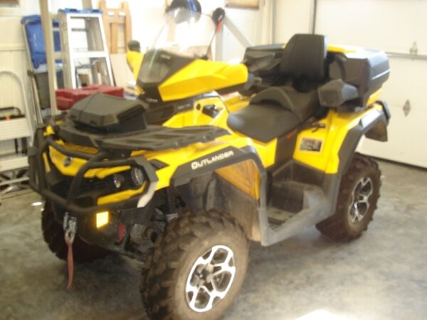 Used 2013 Can-Am CAN-AM OUTLANDER MAX XT 500- 2013