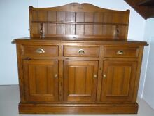 Hand-crafted set: Cabinet, Dining Table and Chairs Toowoomba City Preview