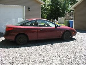 2002 Saturn S-Series Bicorps