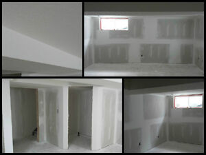 Drywall Install and repairs, we can do it all. Cambridge Kitchener Area image 4