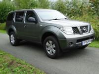 Nissan Pathfinder 2.5dCi 174 TREK 2006, Grey. £3850.00