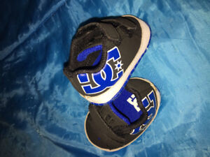 Baby DC sneakers size 1/2