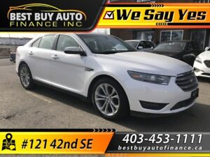 2013 Ford Taurus SEL AWD  ecoboost APPROVED W/ XMAS CASH BACK $$