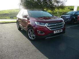 Ford Edge 2.0TDCi 210PS AWD (Lux Pack) Powershift TITANIUM