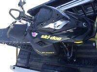 Snowmobile 2014 154 Xm 800cc snow check