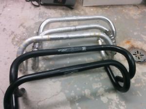 Road bike handle bars