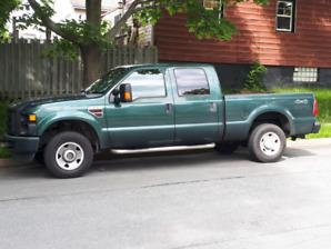 2009 Ford F250 Diesel
