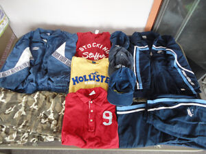 Boys Clothing Lot Nike, Hollister, Umbro - Retails over $200