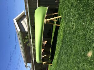 Frontiersman canoe