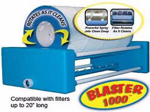 Blaster 1000 Automatic Pool & Spa Cartridge Filter Cleaner