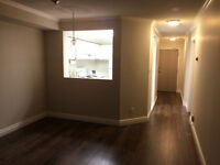 Newly reno'd 1bed + den condo utilities included in whitby