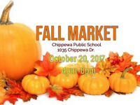 2nd Annual Chippewa Public School Fall Market
