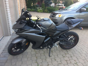 Selling Matte Grey YZF R3 With Many Mods!