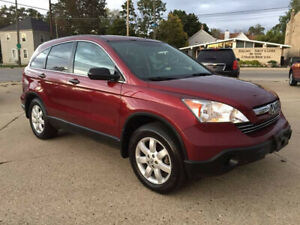 2009 Honda CR-V AWD SUV, Crossover 122322KM $8100 AWD SAFETY 4CY