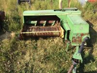 Small square baler wanted Red Deer Alberta Preview