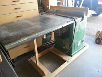 General Table Saw, Hitachi Planer, Radial Arm, Tile, Scroll Saw