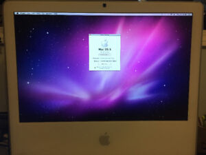iMac 2006, 2.16 Ghz, 1.5 GB - GREAT CONDITION