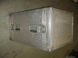 used 8U Goldstar deep rack equipment case