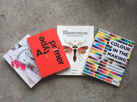 Collection Of Art Books