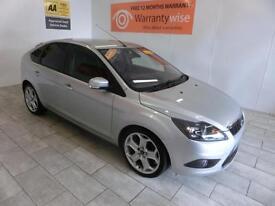 2009 Ford Focus 1.8TDCi 115 Titanium SAT NAV, ALLOYS, ***BUY FOR £26 A WEEK***