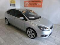 2009 Ford Focus 1.8TDCi 115 Titanium SAT NAV, ALLOYS, ***BUY FOR £26 A WEEK***