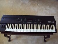 E.M.U. Master Performance System (MPS) Synth/Keyboard
