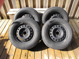 Goodyear Winter tires mounted w/TPMS