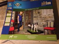 Pet Loo for Dogs!