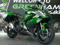 Kawasaki Z1000SX Sports Tourer with Panniers and Heated Grips